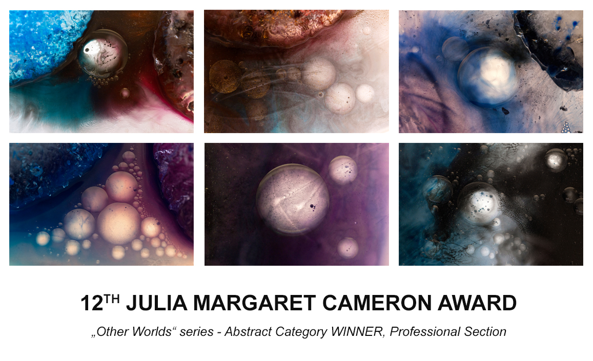 12th Julia Margaret Cameron Award, Abstract Category, abstract photography, Other Worlds
