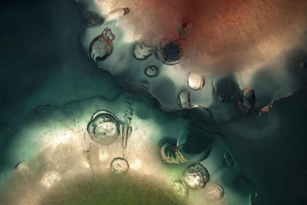 Escape Landscapes, abstract photography, macro photography